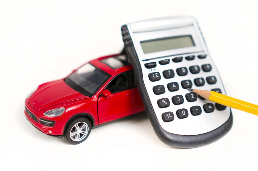 Подсчет налога на ТС