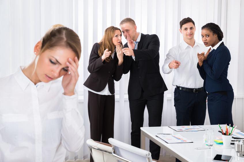 Клевета на коллегу