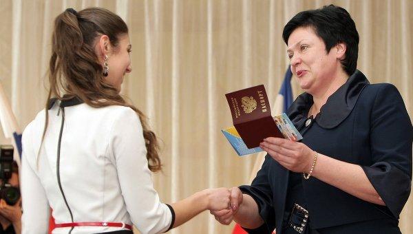 Получение паспорта в 14 лет