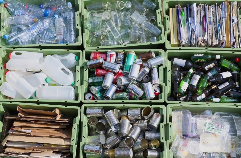 Разделение отходов