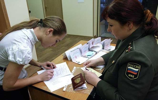 паспорт в 14 лет какие документы нужны
