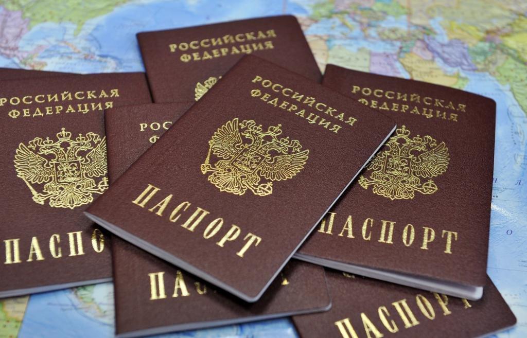 как получить паспорт в 14