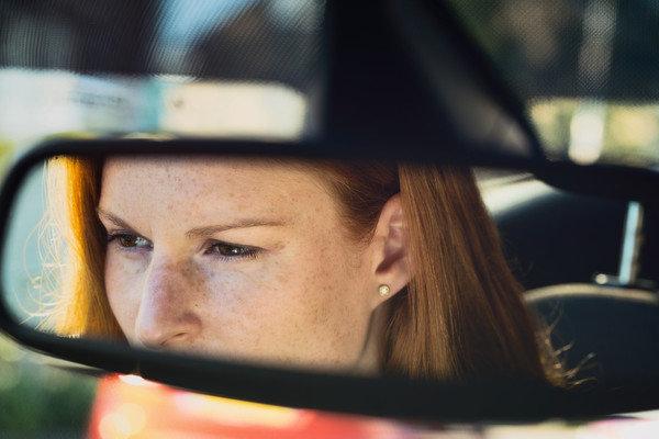 нарушение за рулем
