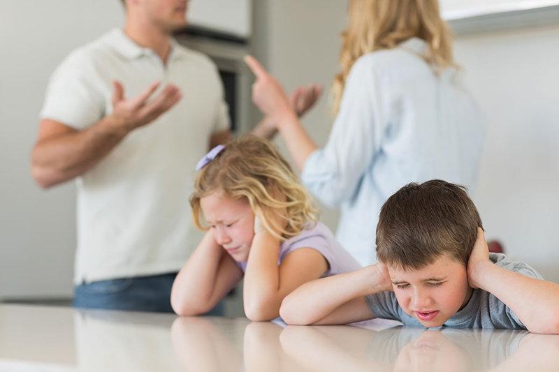 Можно ли развестись, если в семье есть дети
