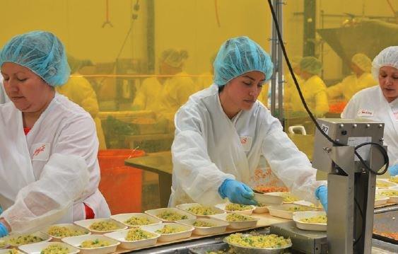 Работники пищевой промышленности