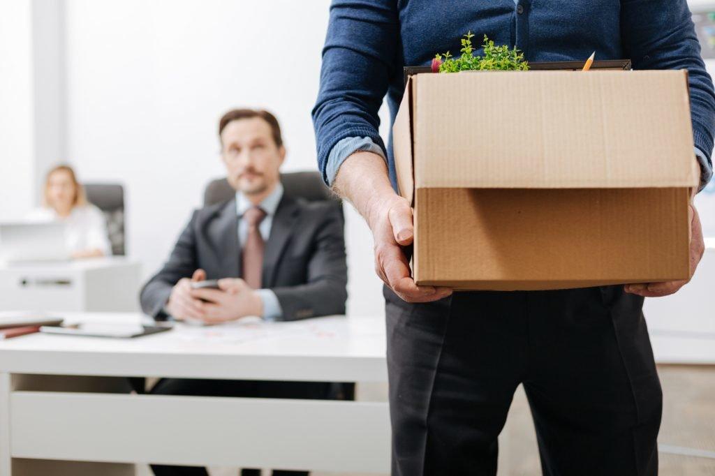 трудовой кодекс увольнение по собственному желанию