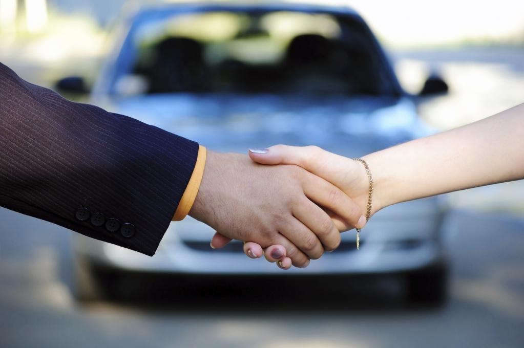 Покупка автомобиля из салона