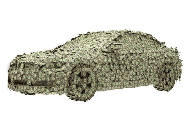Налог на роскошное авто