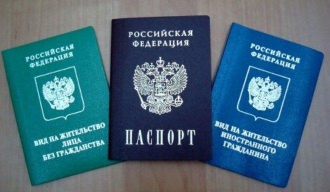 Российские документы