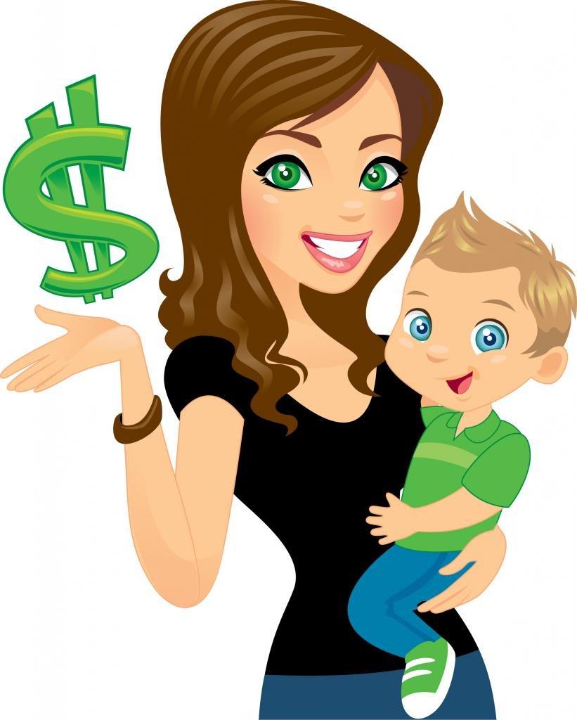 Какие есть выплаты при рождении ребенка