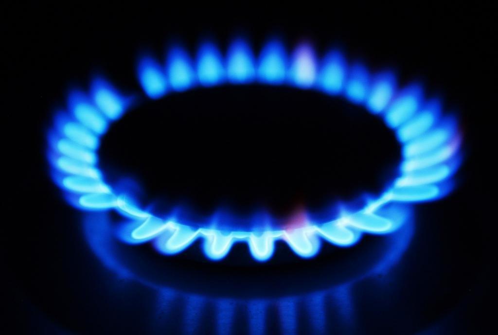 Подача газа