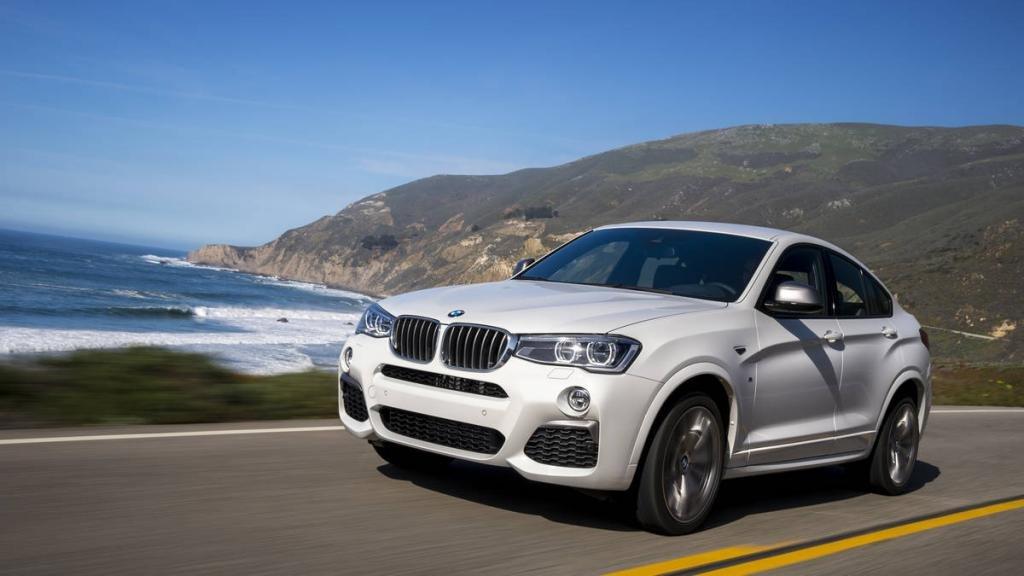 bmw X4 M40i налог на роскошь автомобили список автомобилей