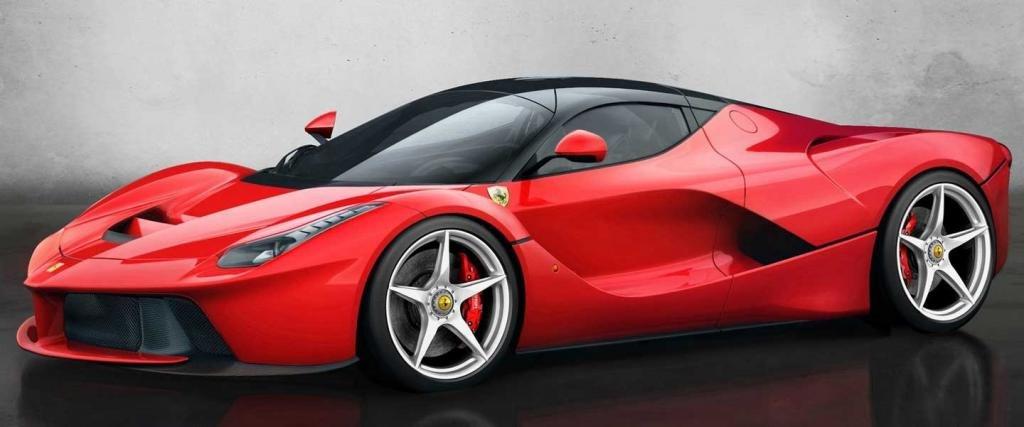 Одна из самых дорогих машин