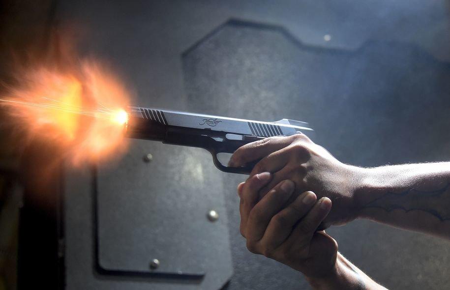 Обучение стрельбе на лицензию охранника