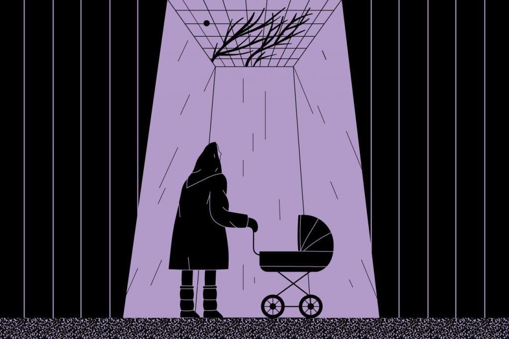 мамочка в тюрьме
