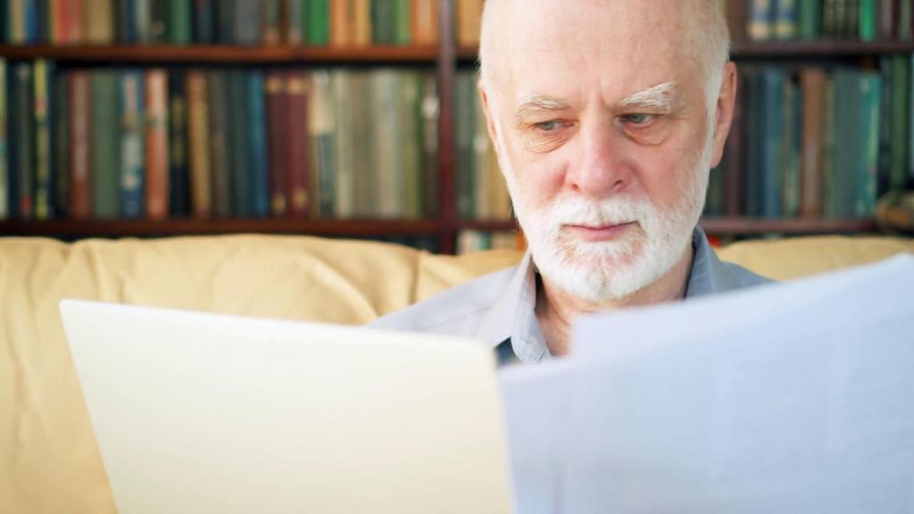 какие нужны документы для получения пенсии