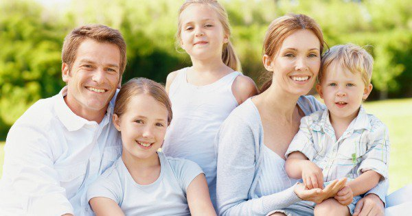 Многодетное семейство
