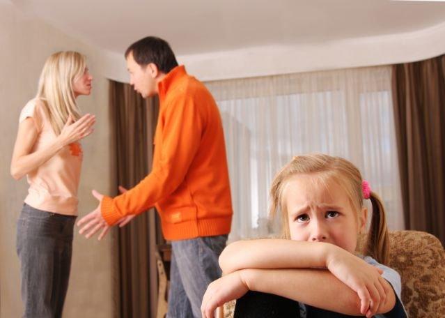 Скандалы и развод в семье