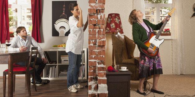 Замерить уровень шума в квартире