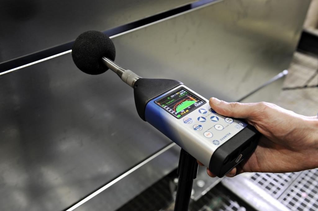 Как измерить уровень шума