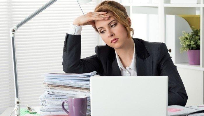 Причины ухода с работы