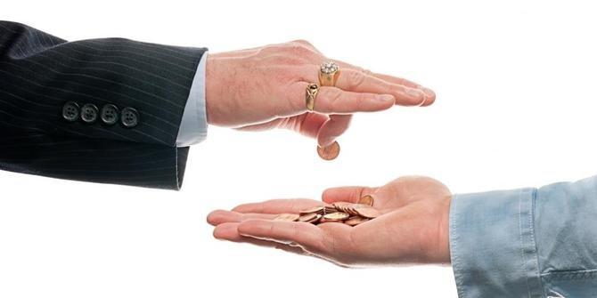Расчет и компенсации