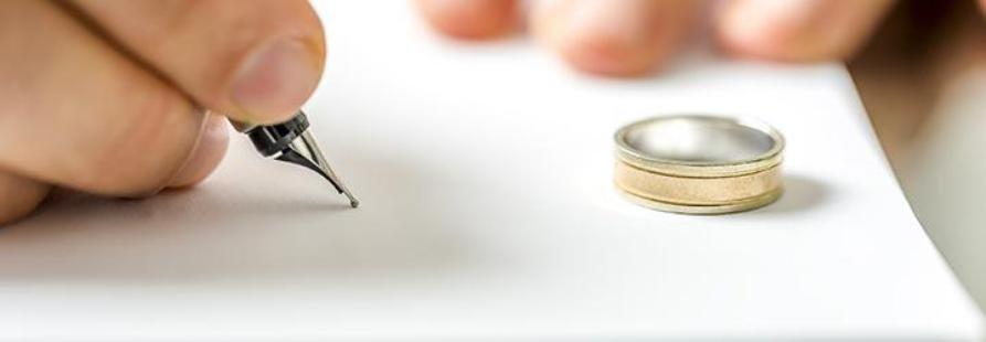 Как правильно развестись с супругом