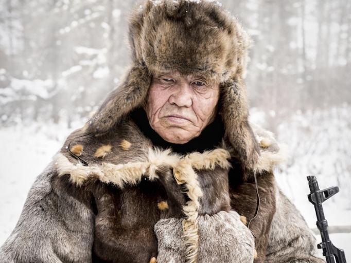 Житель Крайнего Севера