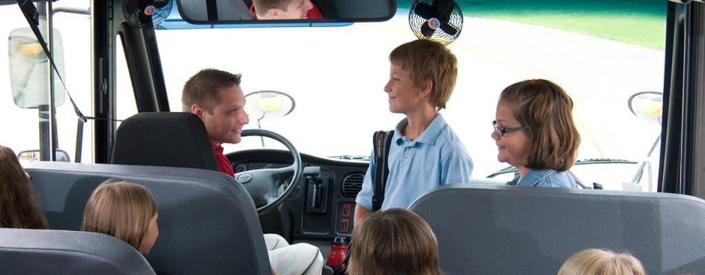 Требования к водителям автобусов при перевозке детей