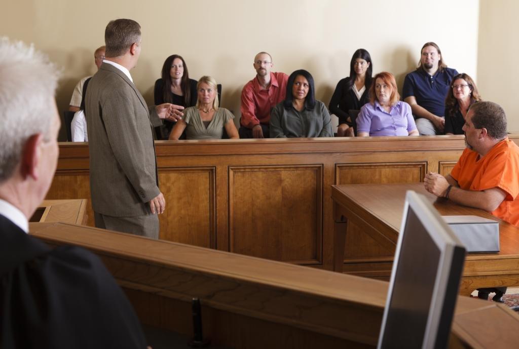 Выступление в суде
