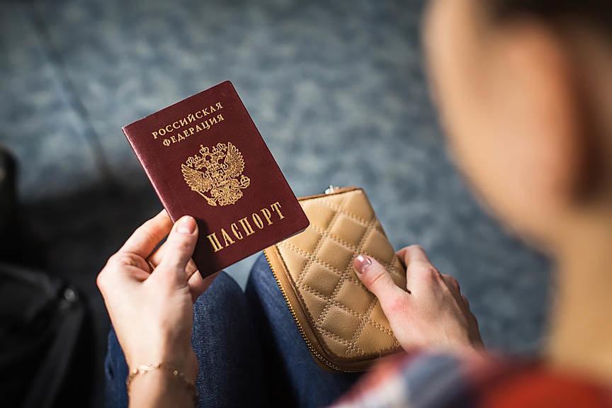 Документы для замены паспорта в РФ