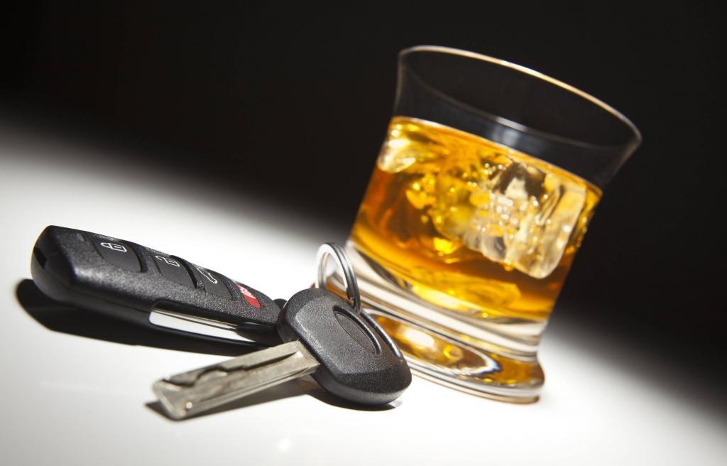 Алкоголь и ключи