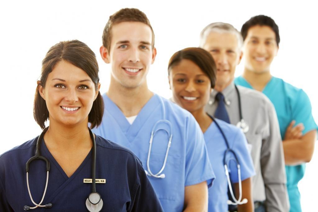Медицинский персонал больницы