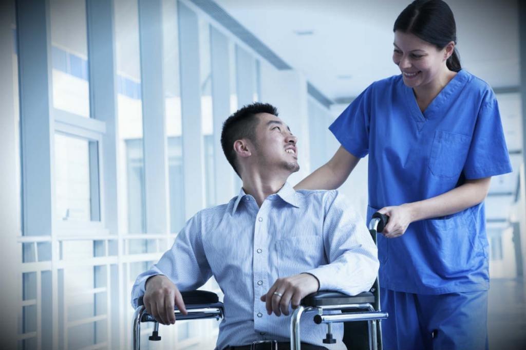 Средний медицинский персонал