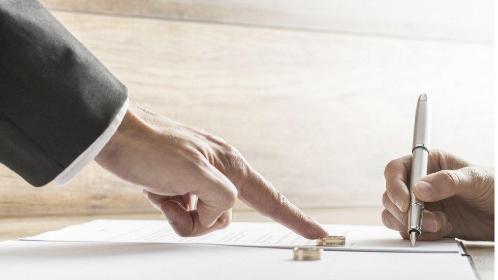 Подготовка заявления о расторжении брака