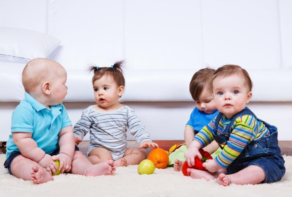 пособие на детей до трех лет