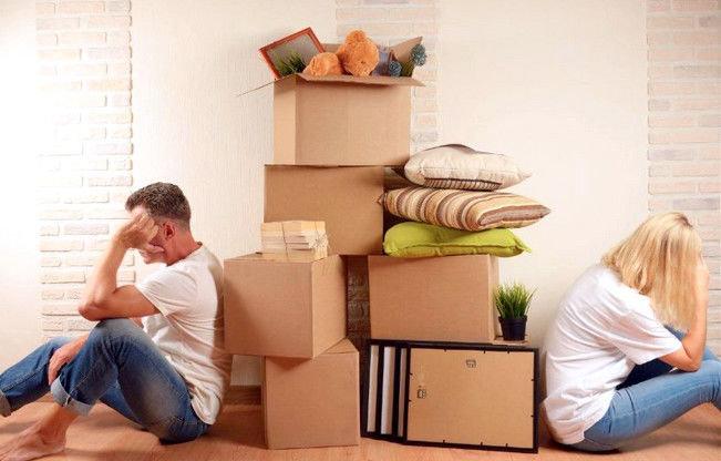 договор о разделе имущества между супругами