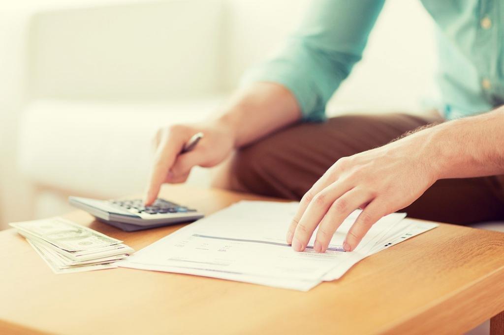 как оформить налоговый вычет