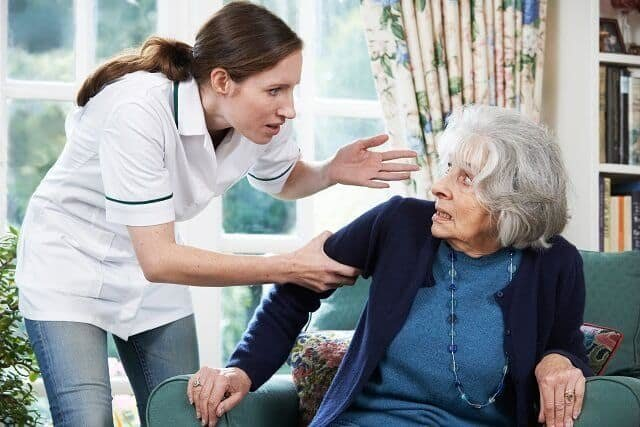 как определить в дом престарелых без согласия