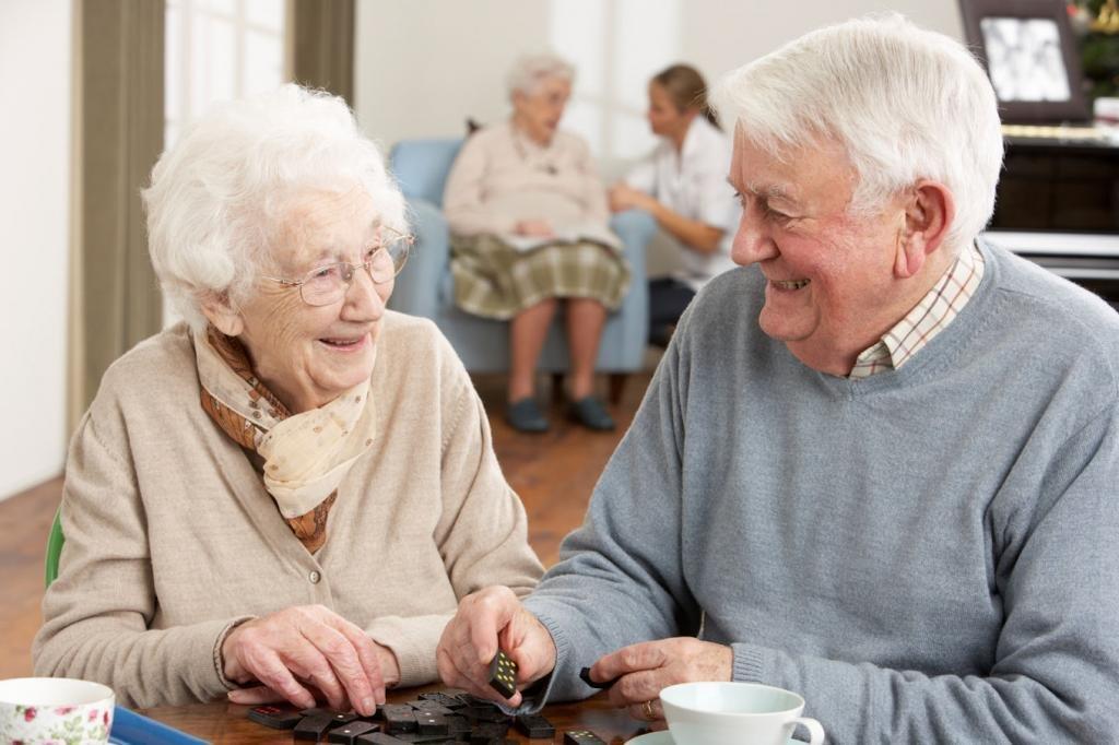 оформление в дом престарелых без согласия