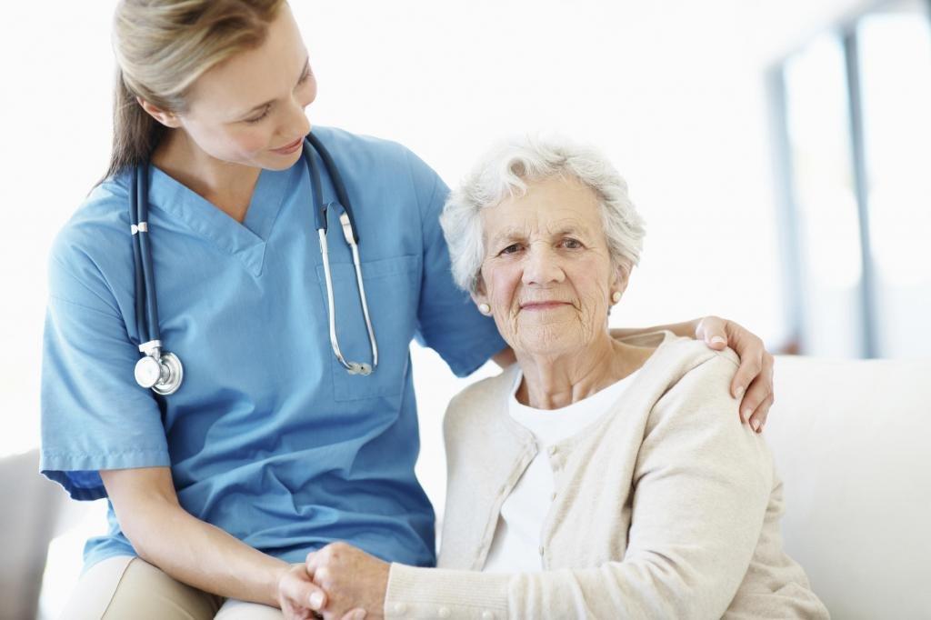 как определить престарелого в дом-интернат