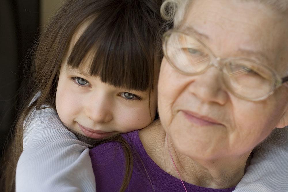 Бабушка опекун