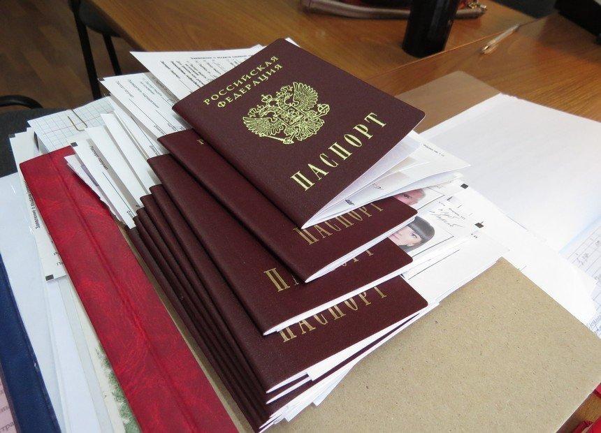 Замена паспорта по возрасту в РФ