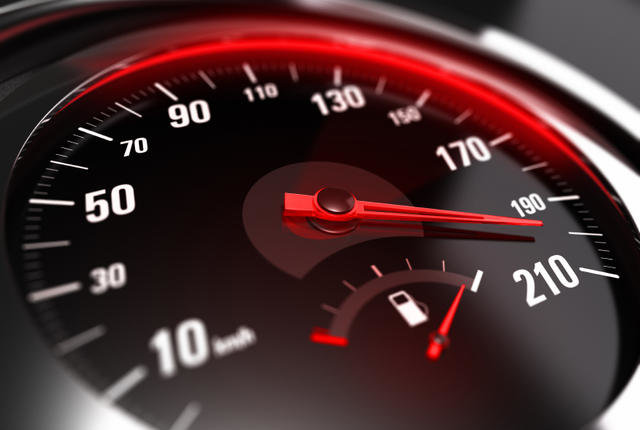 показатель скорости