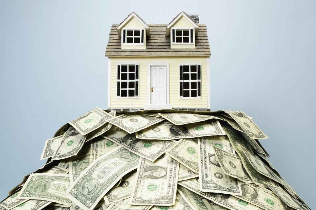 Оформление налогового вычета при приобретении имущества