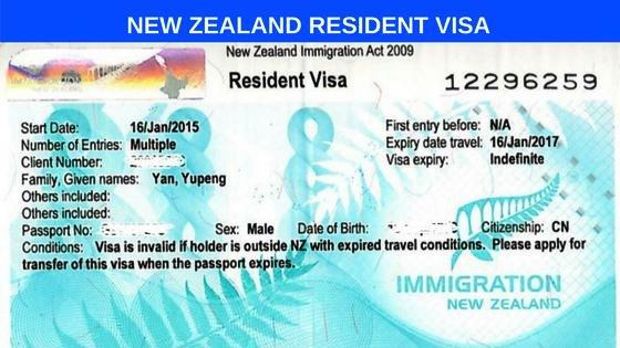 Программа «Резидентская виза»