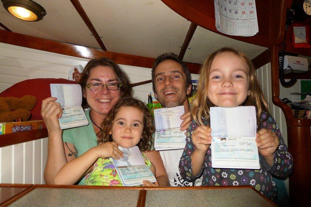 Семейные визы
