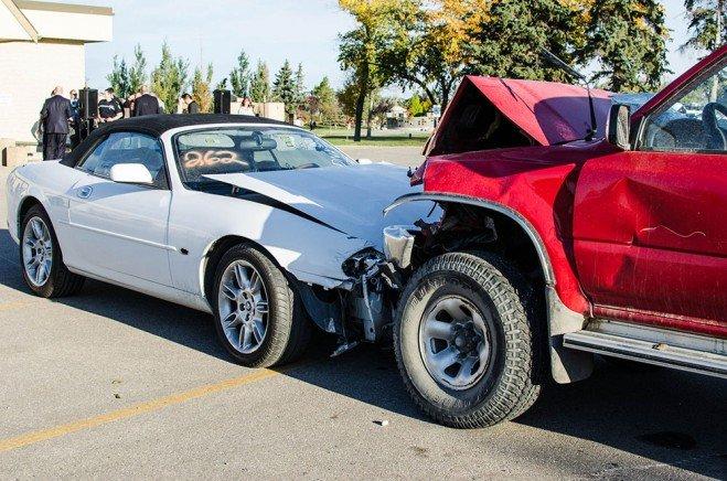 виновник дтп на парковке скрылся что делать
