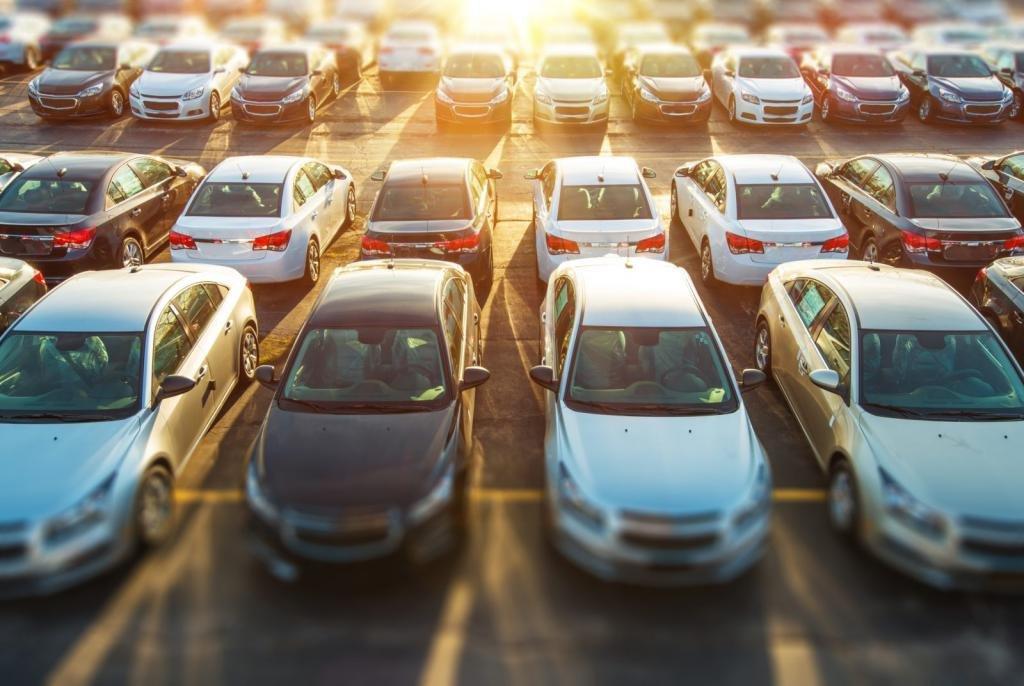 авария на парковке кто виноват
