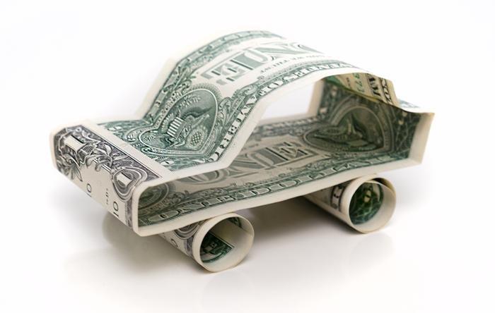 Сколько платить за машину в Москве